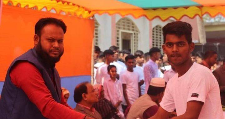 মুতিউল্লাহ ভুইয়া উচ্চ বিদ্যালয়ের এসএসসি পরীক্ষার্থীদের বিদায় অনুষ্ঠান অনুষ্ঠিত