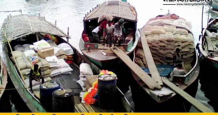 গোপালদী বাজারের ব্যবসায়ীদের স্বার্থে নদী খনন অতি জরুরী