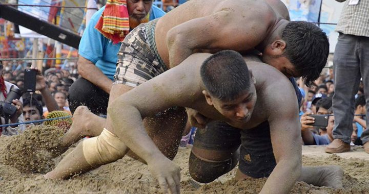 জব্বারের বলী খেলায় চ্যাম্পিয়ন কুমিল্লার শাহজালাল বলী