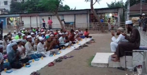 গাজীপুরে প্রতিবন্ধীদের সম্মানে ইফতার মাহফিল