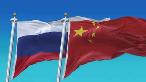 সামরিক সহযোগিতার প্রস্তুতি নিচ্ছে চীন-রাশিয়া