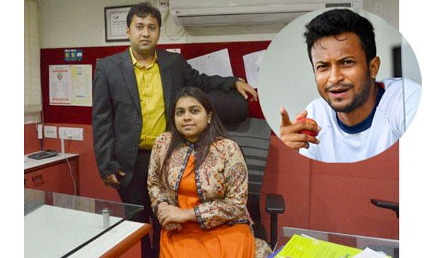 সাকিবকে ফিক্সিং প্রস্তাব: কে এই ভারতীয় জুয়াড়ি দীপক আগারওয়াল?