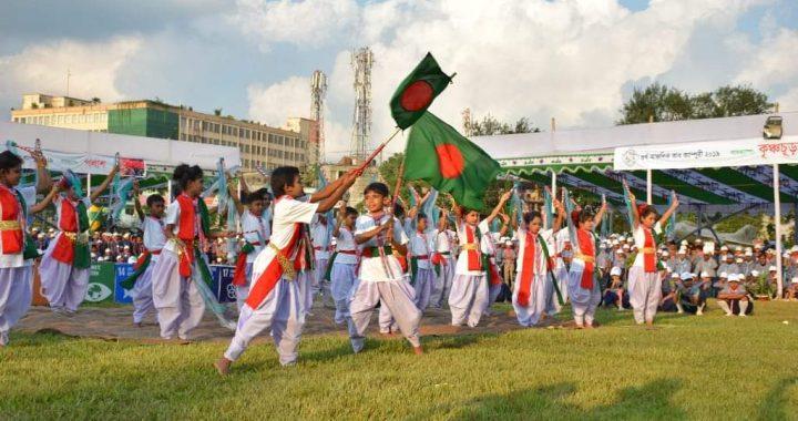 গাজীপুরের মৌচাকে কাব ক্যাম্পুরীর ৩য় দিনেও ছিলো শিশুদের উল্লাস