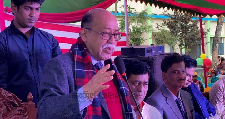 বঙ্গবন্ধু অর্থনৈতিক মুক্তির জন্য রাজনীতি করেছে- শিল্পমন্ত্রী