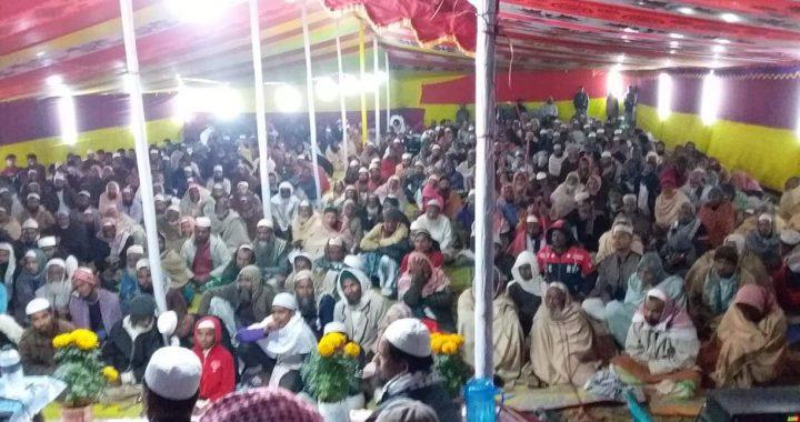 কোচেরচর যুবসমাজের উদ্যোগে ৩য় বার্ষিকী ইসলামি মহা-সম্মেলন  অনুষ্ঠিত